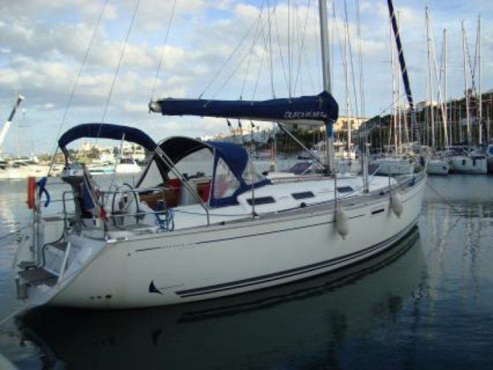 Verhuur Zeilboot in Carqueiranne - Dufour Dufour 385 Grand Large