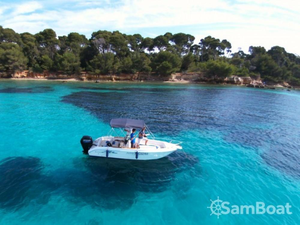 Bootverhuur Conero sunny in Mandelieu-la-Napoule via SamBoat