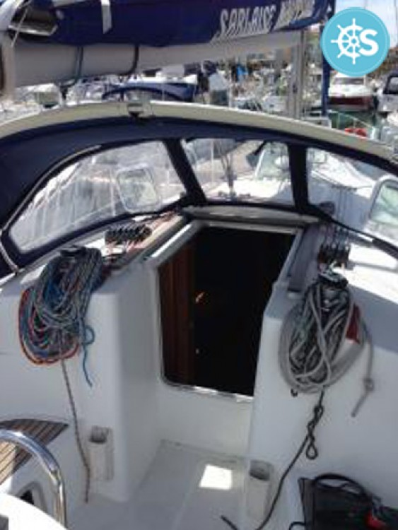 Bootverhuur Jeanneau Sun Odyssey 35 in Les Sables-d'Olonne via SamBoat