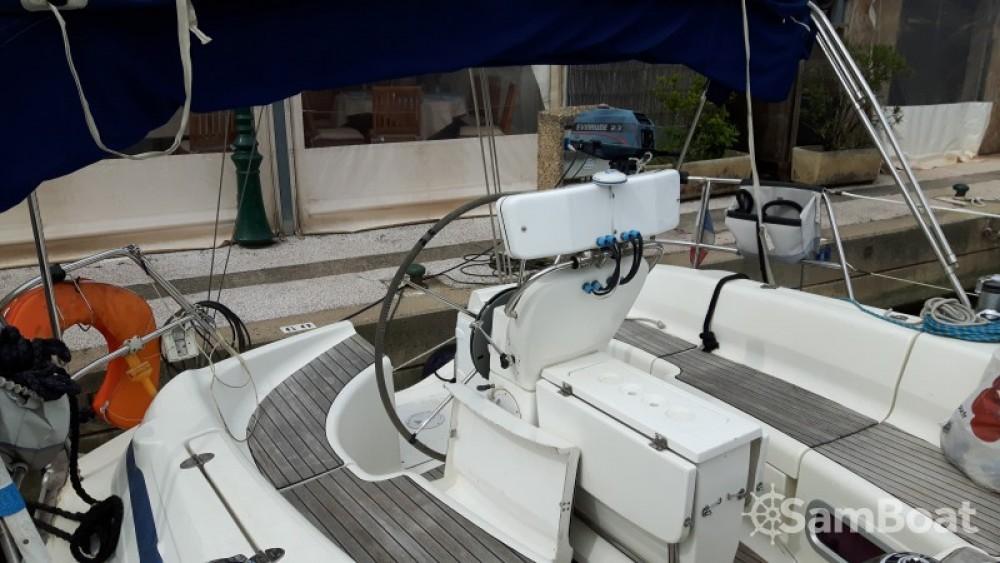 Verhuur Zeilboot in Grimaud - Bavaria Cruiser 38