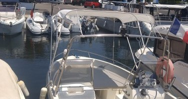 Ultramar OPEN 570 te huur van particulier of professional in Antibes