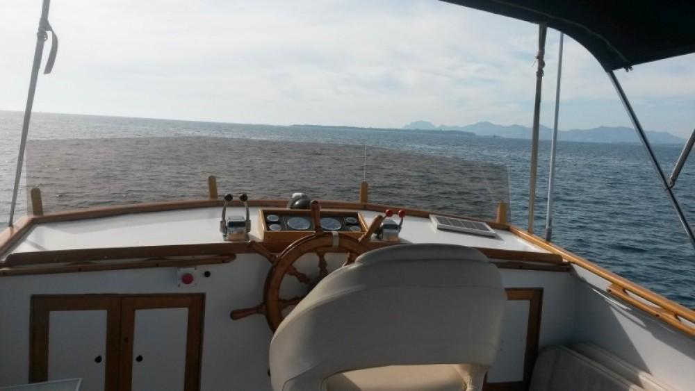 Verhuur Motorboot Island Gypsy met vaarbewijs