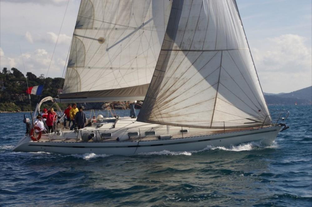 Bootverhuur Bénéteau First 45 F5 in Toulon via SamBoat