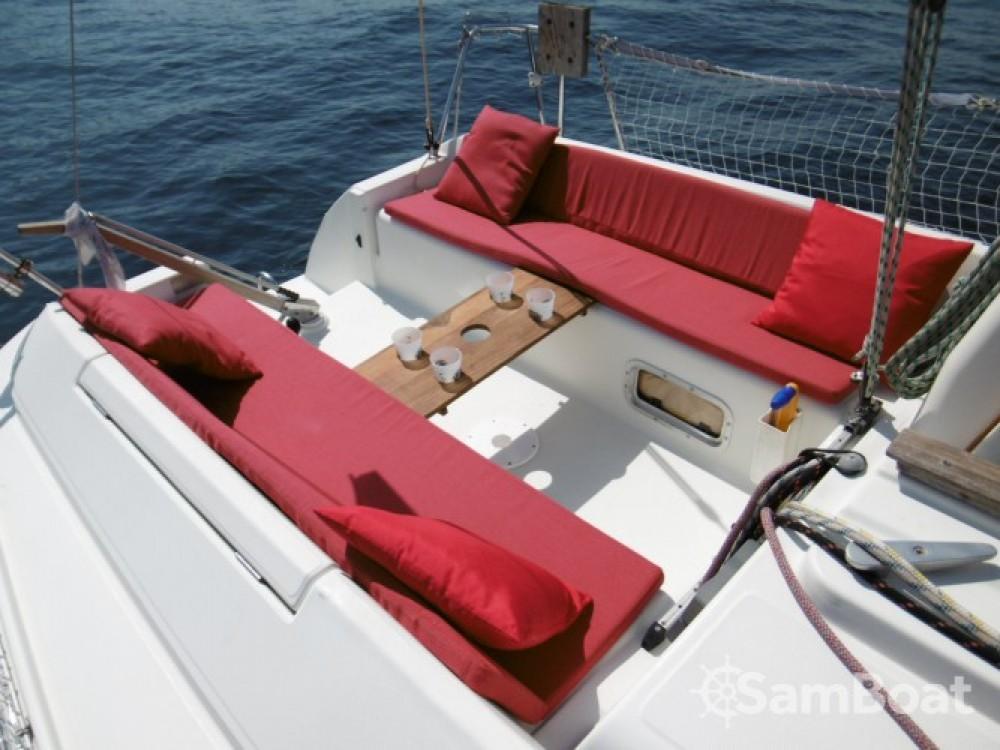 Verhuur Zeilboot in Golfe-Juan - Jeanneau Sun Way 25