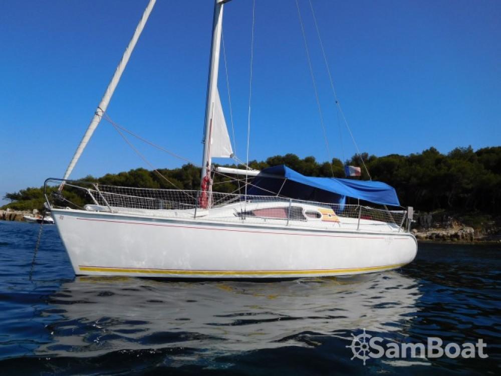 Huur Zeilboot met of zonder schipper Jeanneau in Golfe-Juan