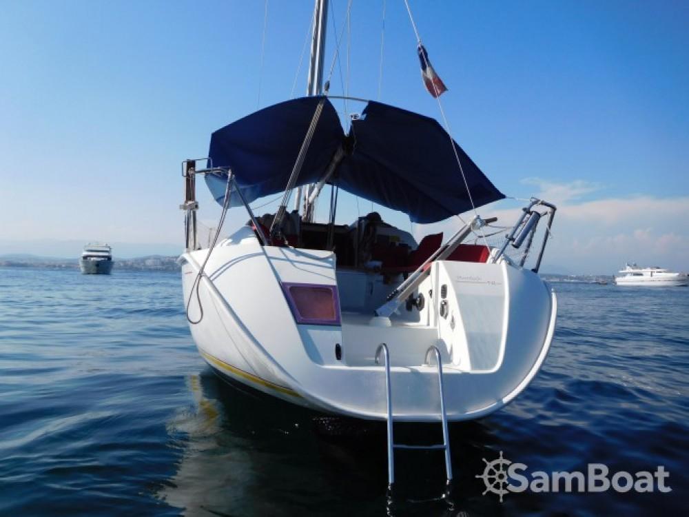 Jachthuur in Golfe-Juan - Jeanneau Sun Way 25 via SamBoat