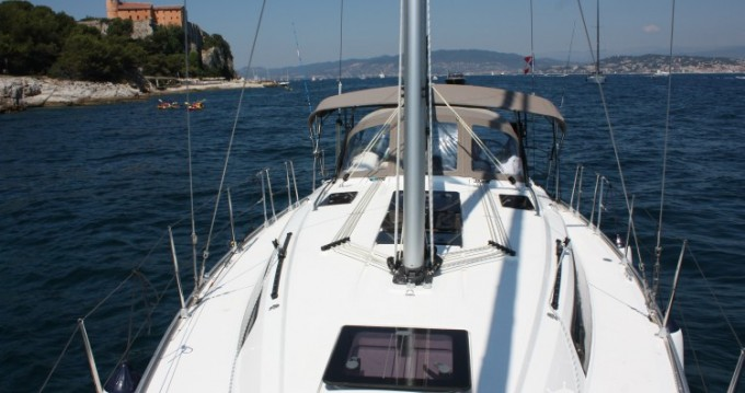 Bootverhuur Vallauris goedkoop Cruiser 37