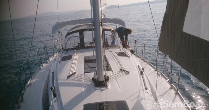 Bavaria Cruiser 37 te huur van particulier of professional in Vallauris