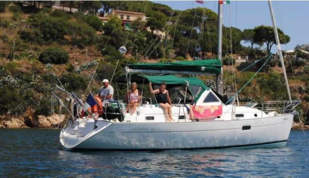 Bénéteau Oceanis 36 CC te huur van particulier of professional in Golfe-Juan