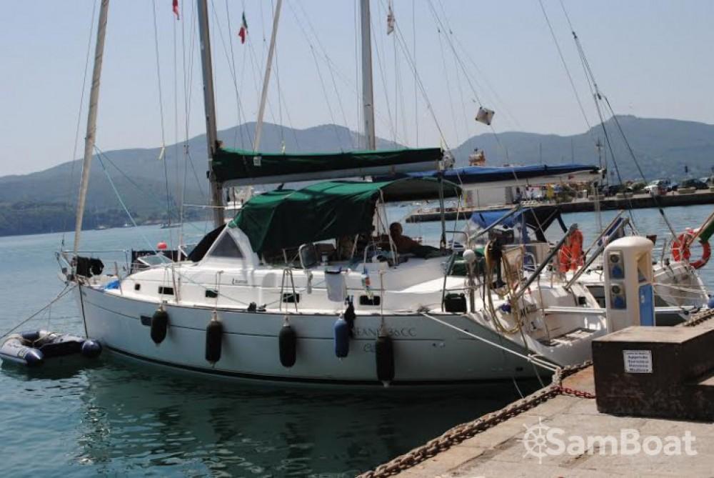 Bootverhuur Golfe-Juan goedkoop Oceanis 36 CC