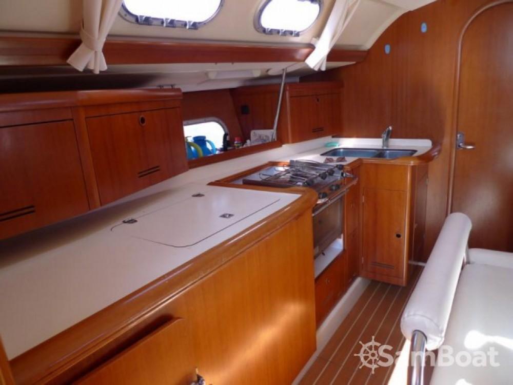 Verhuur Zeilboot in Saint-Mandrier-sur-Mer - Gibert Marine Gib Sea 41