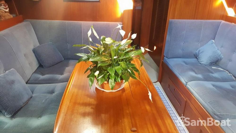 Huur Zeilboot met of zonder schipper Hallberg-Rassy in Villeneuve-Loubet