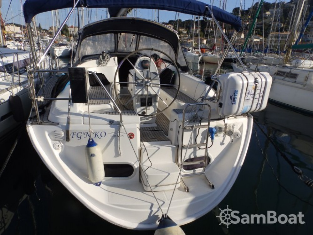 Gibert Marine Gib Sea 41 te huur van particulier of professional in Saint-Mandrier-sur-Mer