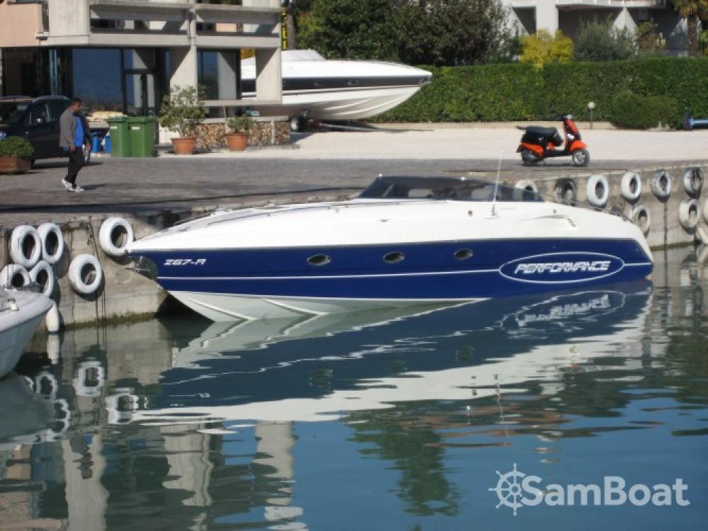 Huur Motorboot met of zonder schipper Performance in Saint-Tropez