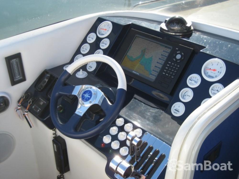 Verhuur Motorboot in Saint-Tropez - Performance 11 metres