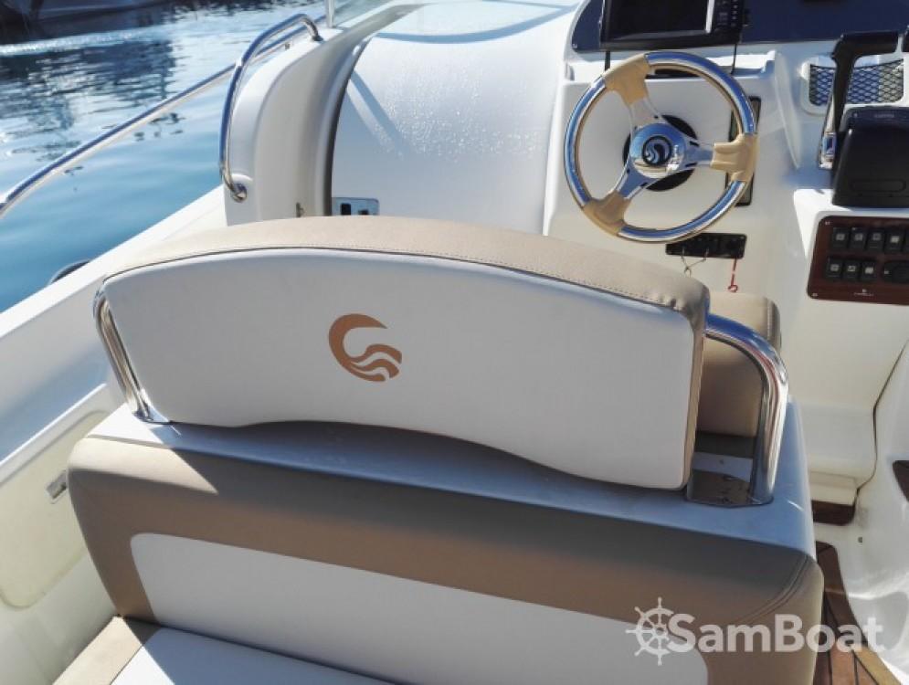Huur Rubberboot met of zonder schipper Capelli in Mandelieu-la-Napoule