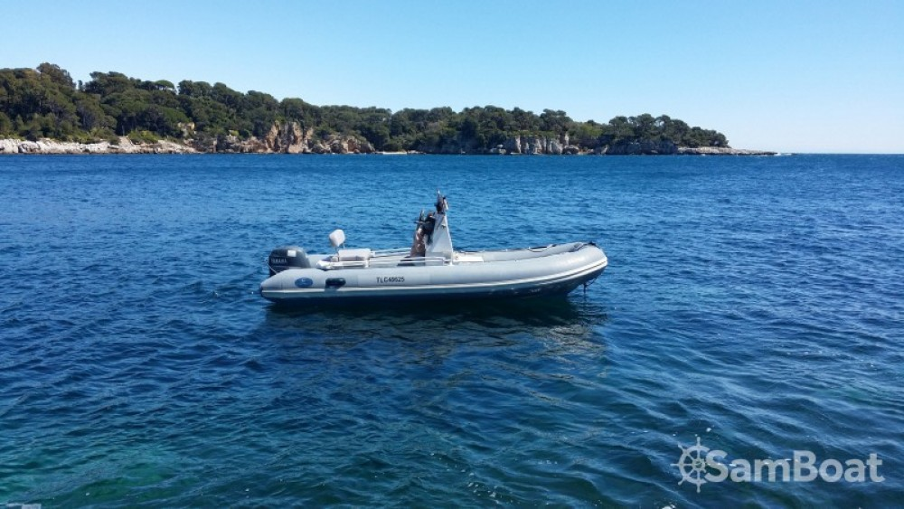 Jachthuur in Antibes - Capelli Tempest 500 Work via SamBoat