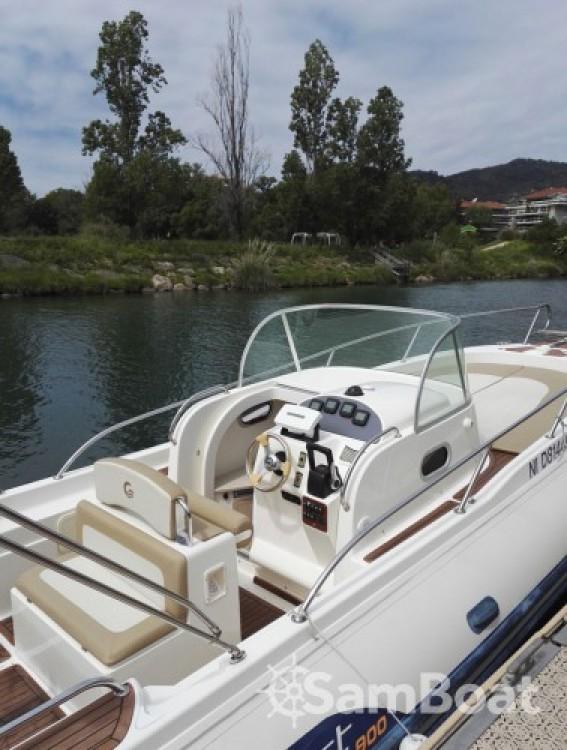 Verhuur Rubberboot in Mandelieu-la-Napoule - Capelli Tempest 900 WA