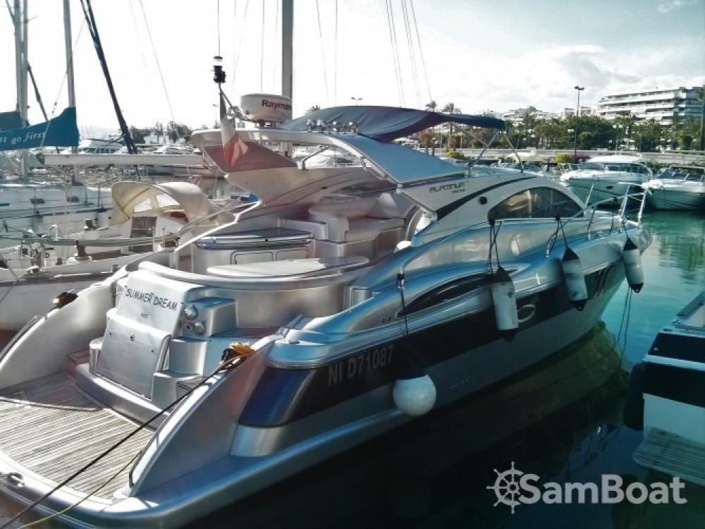Verhuur Motorboot in Cannes - Moa Platinum 40