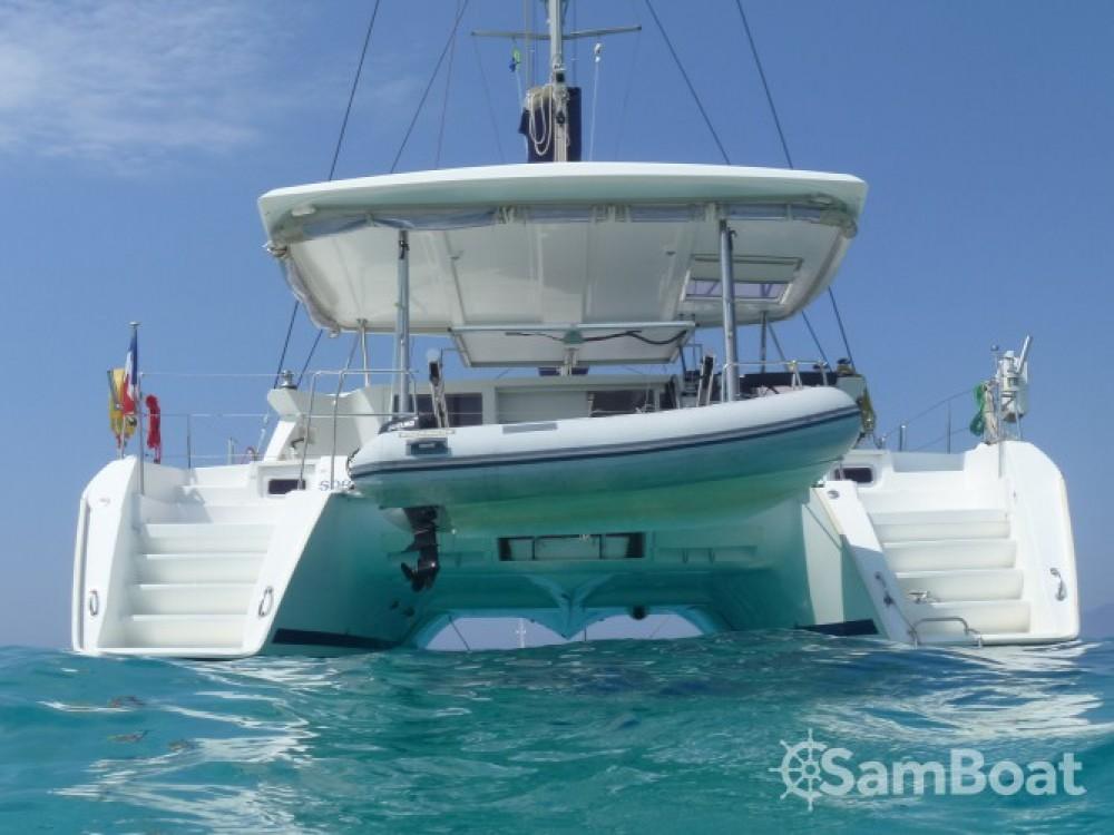 Verhuur Catamaran in Port Grimaud - Lagoon Lagoon 420