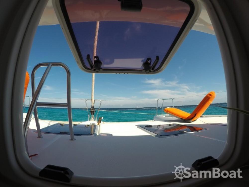Lagoon Lagoon 420 te huur van particulier of professional in Port Grimaud