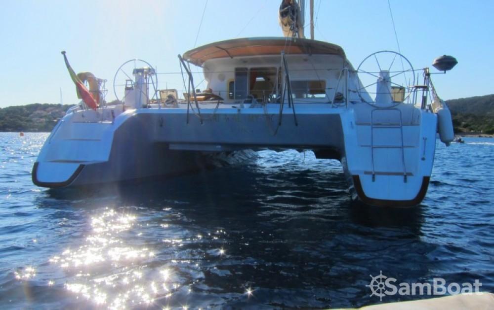 Bootverhuur Porto-Vecchio goedkoop Nautitech 435