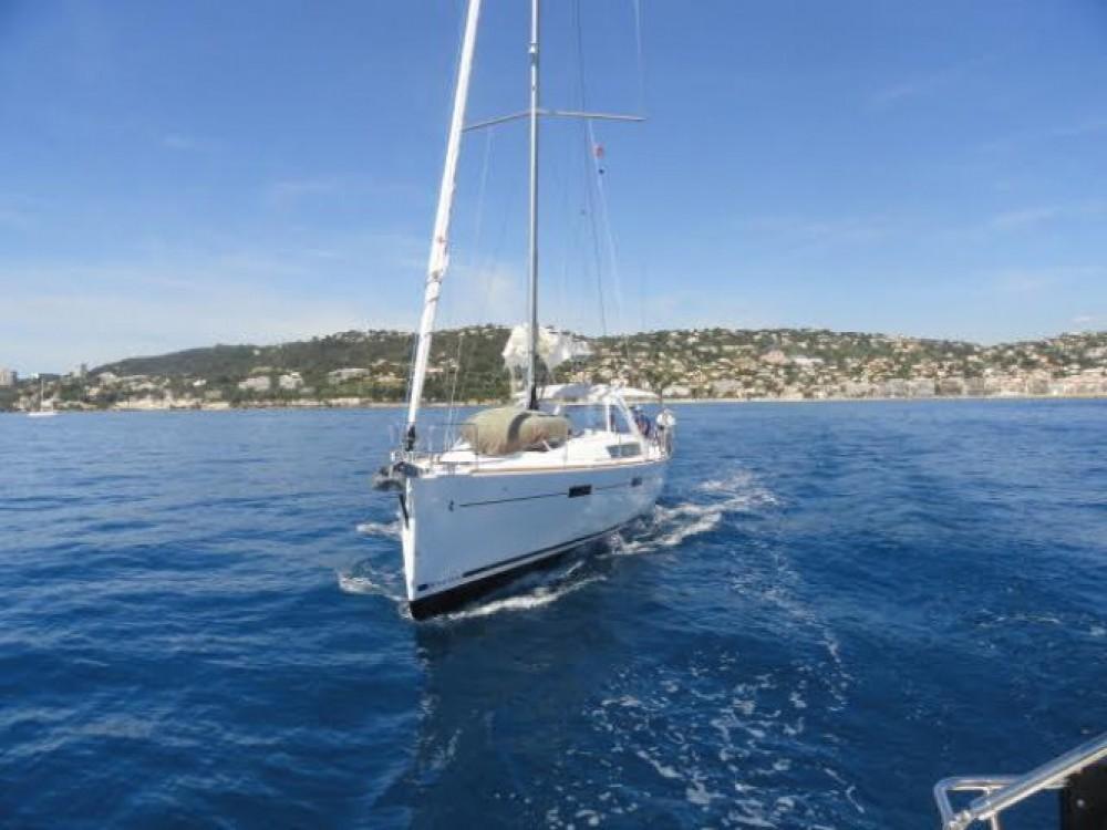 Bénéteau Oceanis 45 te huur van particulier of professional in Vallauris
