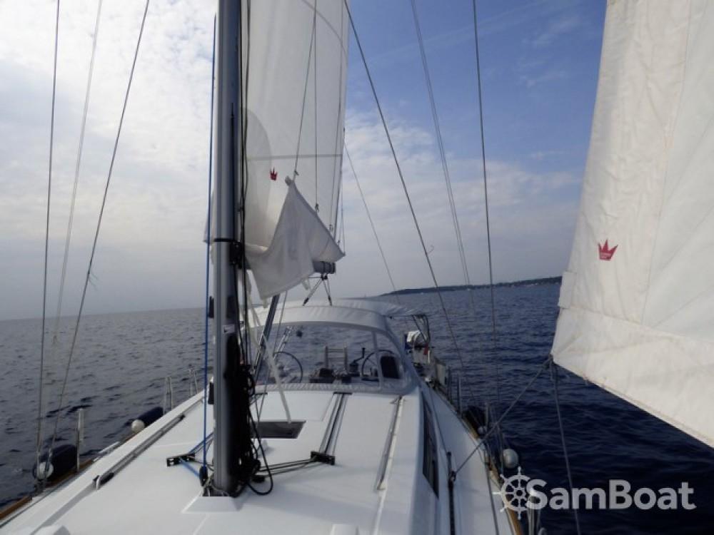 Bootverhuur Bénéteau Oceanis 45 in Vallauris via SamBoat