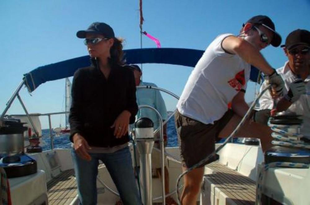 Verhuur Zeilboot Gibert Marine met vaarbewijs