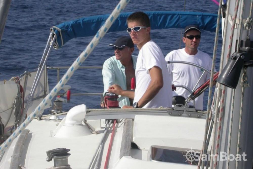 Verhuur Zeilboot in Toulon - Gibert Marine Gib Sea 442