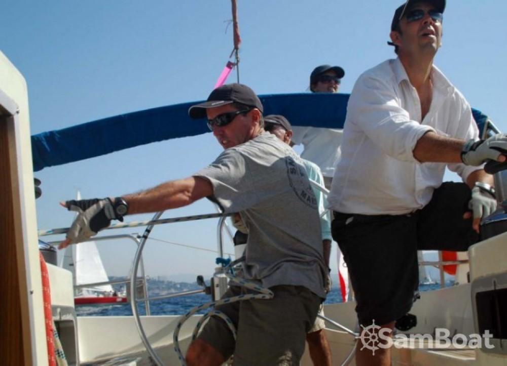 Bootverhuur Gibert Marine Gib Sea 442 in Toulon via SamBoat
