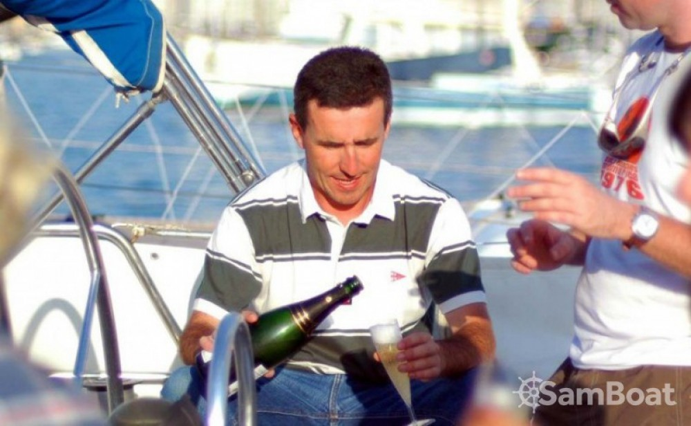 Bootverhuur Toulon goedkoop Gib Sea 442