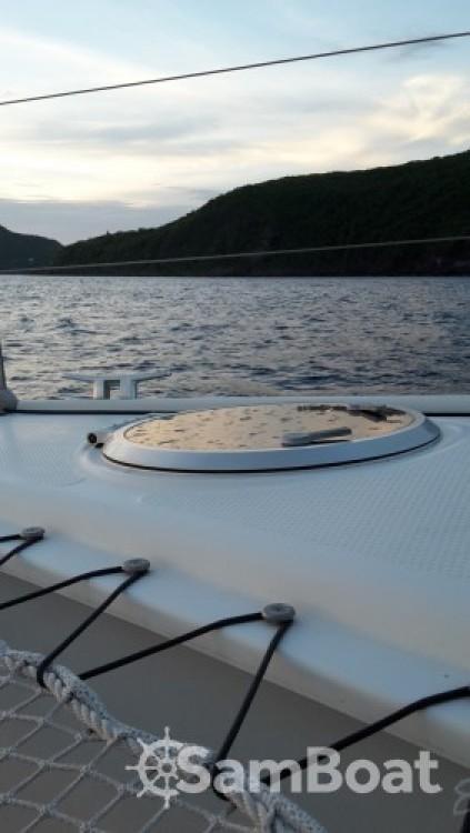 Huur Catamaran met of zonder schipper Fountaine Pajot in Baie-Mahault