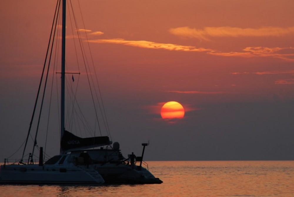 Verhuur Catamaran in Porto-Vecchio - Lagoon Lagoon 450