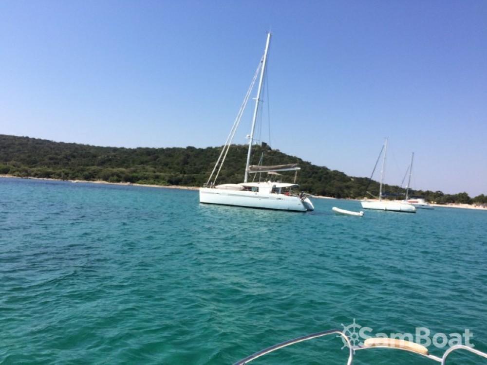 Jachthuur in Porto-Vecchio - Lagoon Lagoon 450 via SamBoat