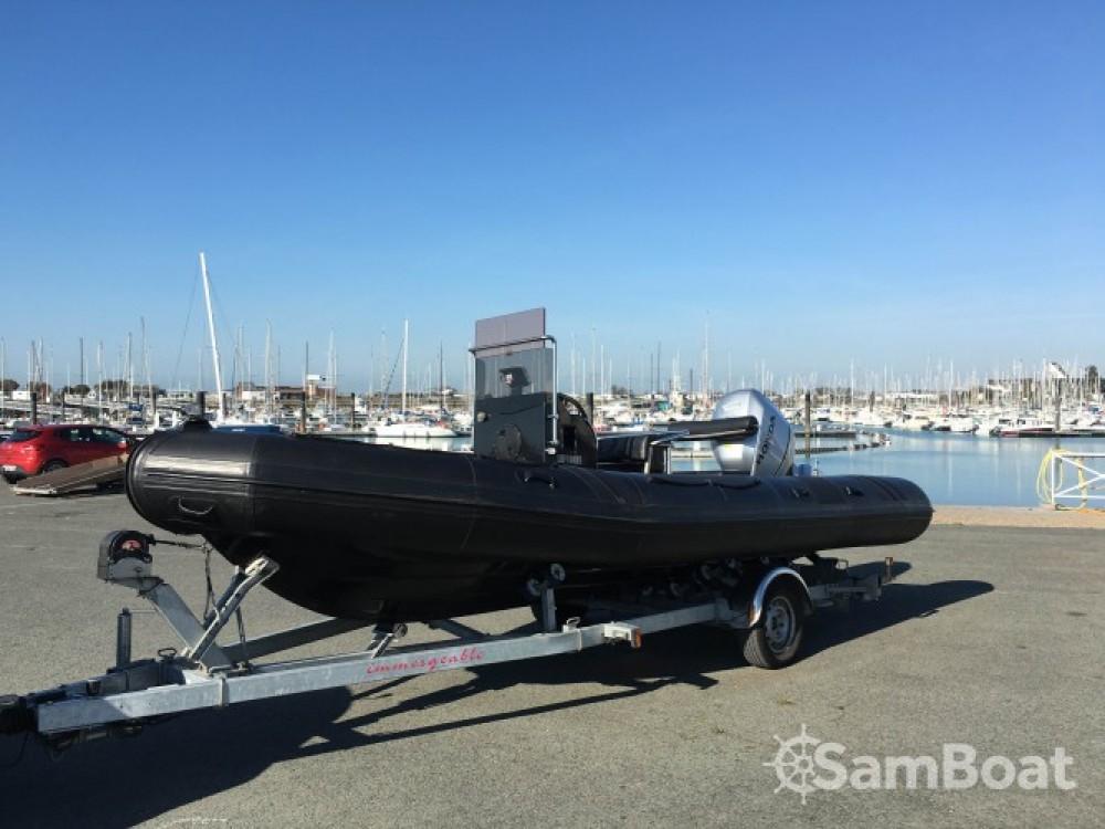 Verhuur Rubberboot in La Rochelle - Neuvisa tarpon