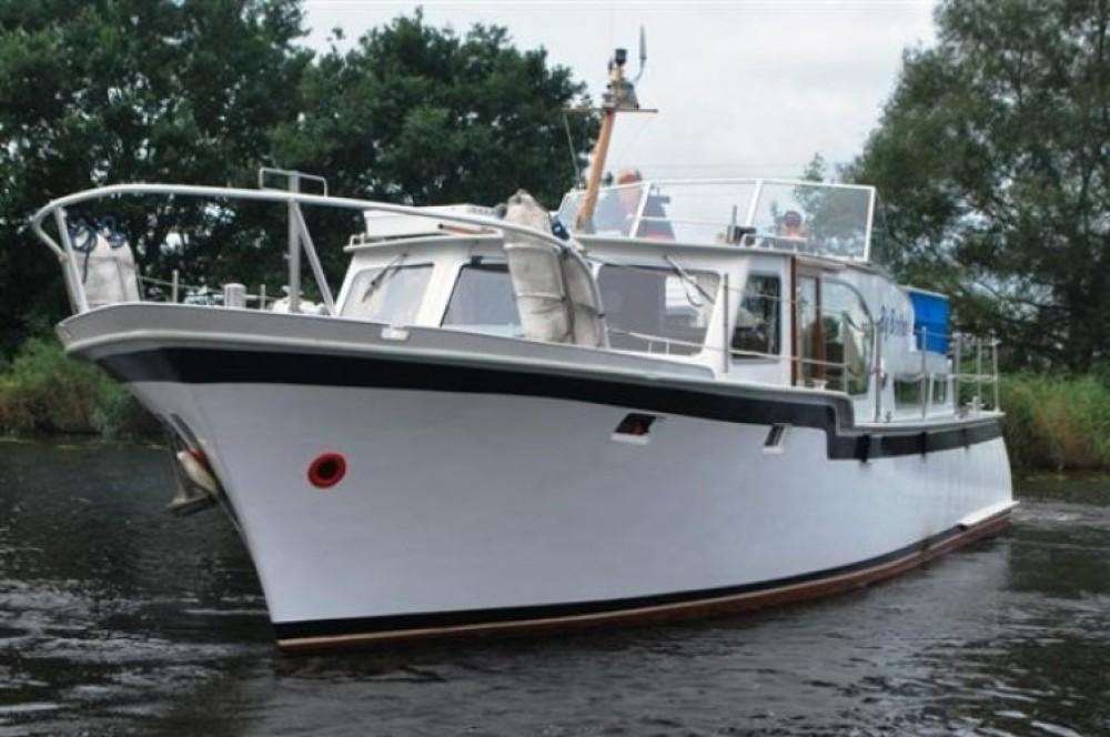 Verhuur Woonboot Kompier met vaarbewijs
