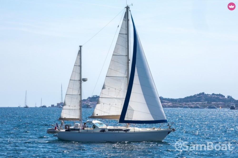 Verhuur Zeilboot in Cogolin - Amel Sharki