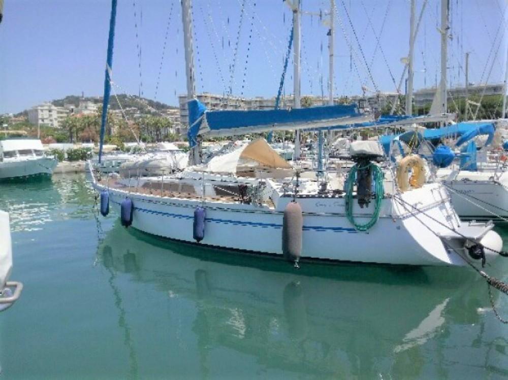 Zeilboot te huur in Cannes voor de beste prijs