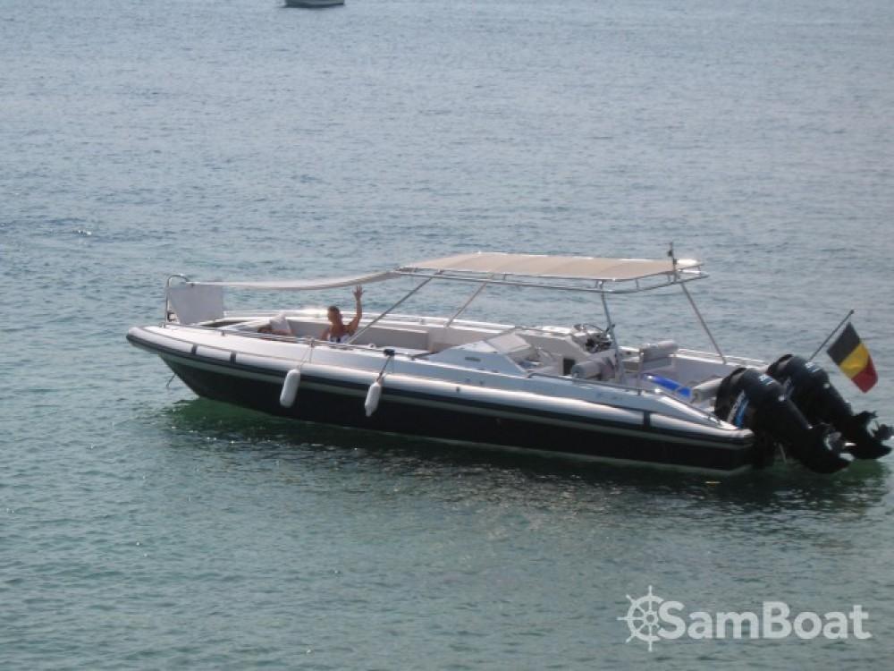 Verhuur Motorboot in Grimaud - Ivela Catamaran