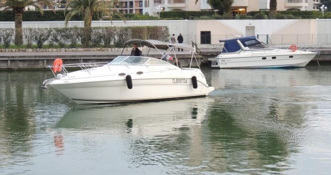 Huur Motorboot met of zonder schipper Sea Ray in Mandelieu-la-Napoule