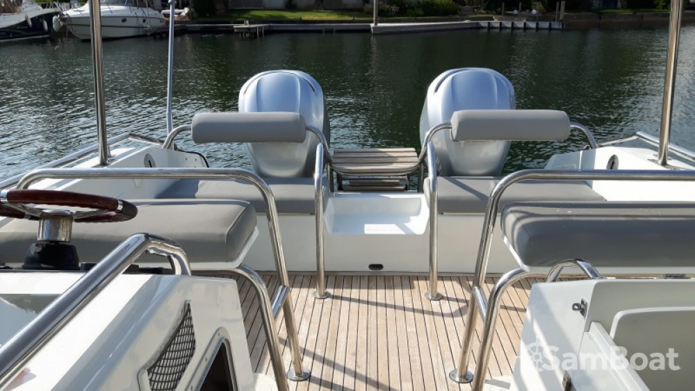 Bootverhuur Grimaud goedkoop Catamaran