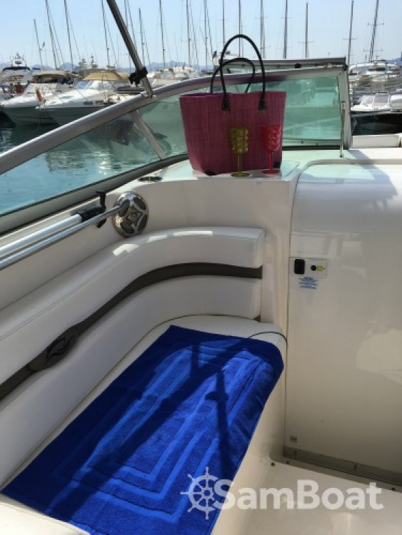 Jachthuur in Cannes - Rinker 260 EC via SamBoat