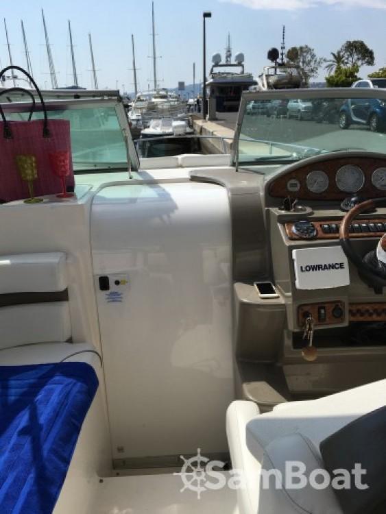 Huur een Rinker 260 EC in Cannes