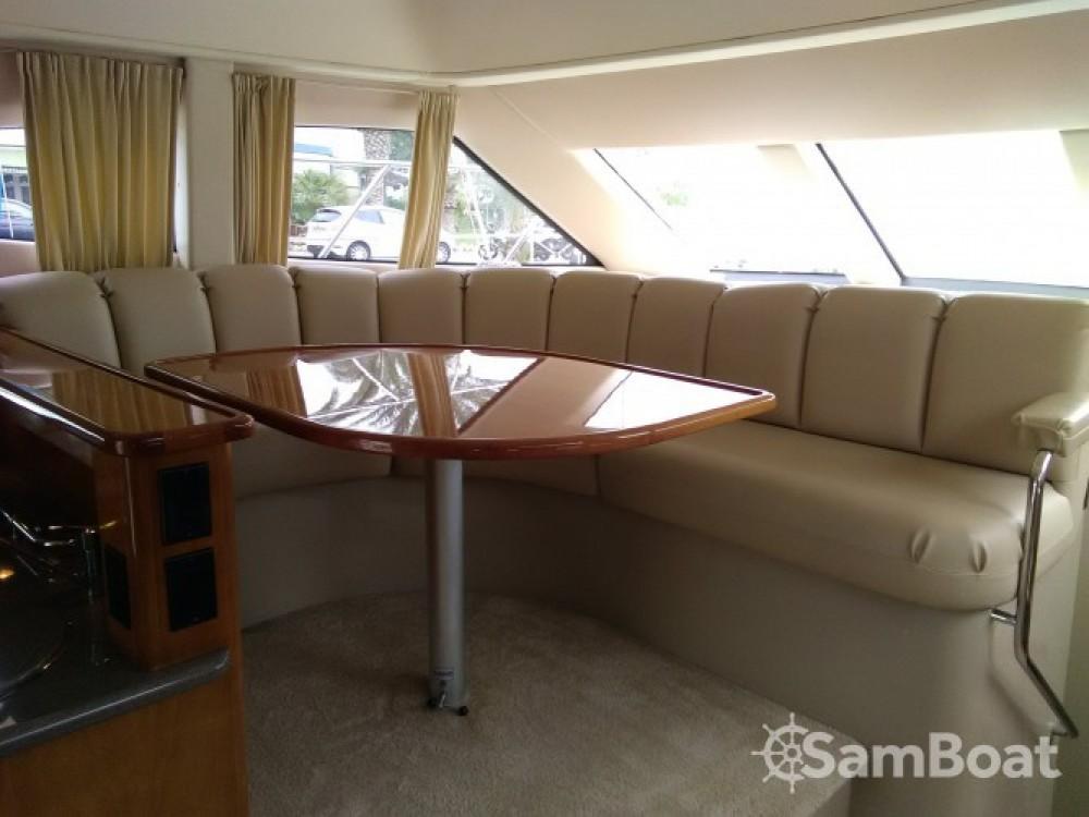 Verhuur Motorboot in Villeneuve-Loubet - Carver 380 SS
