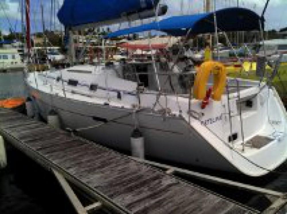 Huur Zeilboot met of zonder schipper Bénéteau in Pointe-à-Pitre