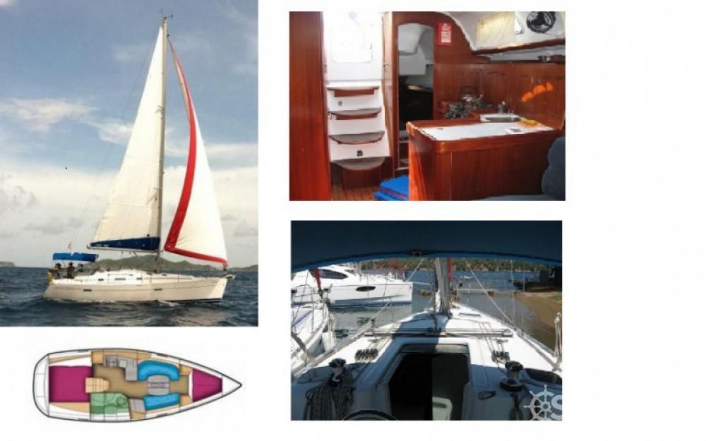 Zeilboot te huur in Pointe-à-Pitre voor de beste prijs