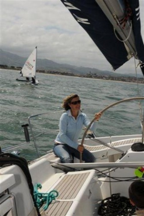 Verhuur Zeilboot in Donostia/San Sebastián - Bénéteau First 40.7
