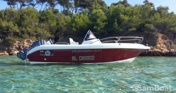 Bootverhuur Pacific Craft Pacific craft 570 Diamond Head in Hyères via SamBoat