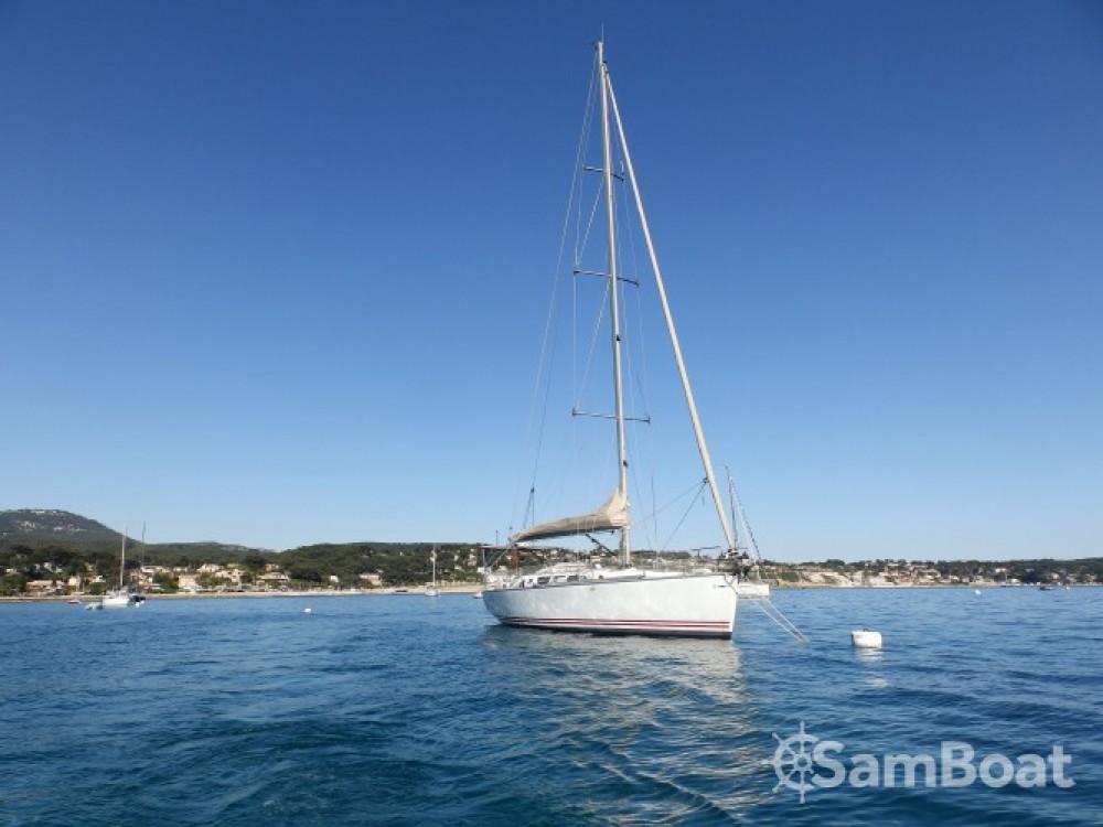 Huur Zeilboot met of zonder schipper Jeanneau in Bandol